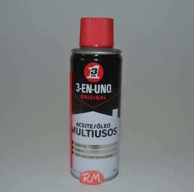 3 EN 1 aceite multiusos 200 ml