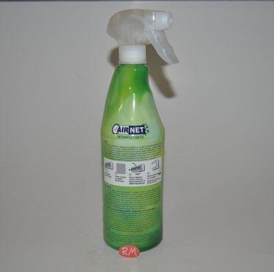Limpiador desengrasante circuito aire acondicionado 750 ml