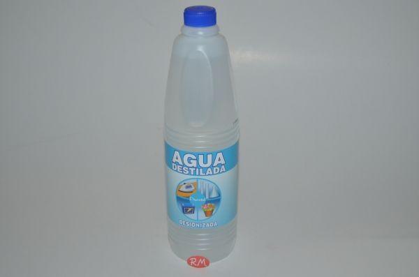 Agua destilada Dipistol botella 1 litro 60040103