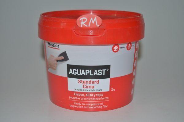 Aguaplast standard cima tarro 1 kilo