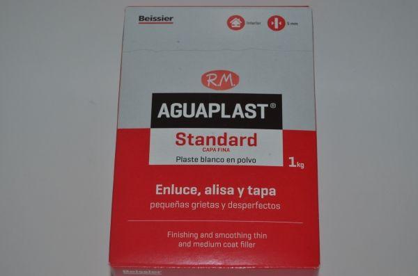 Aguaplast standard capa fina caja 1 kg Beissier