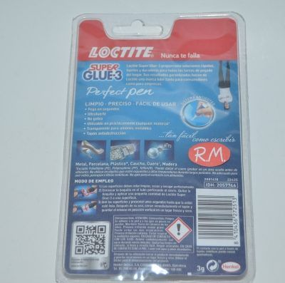Super Glue 3 Perfect Pen 3gr Loctite