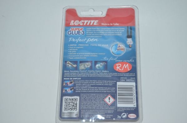 Super Glue 3 Perfect Pen 3gr Loctite