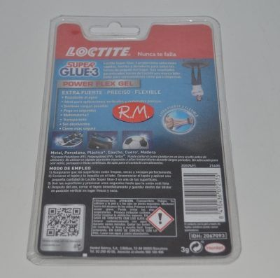 Super Glue 3 Power Gel 3gr Loctite