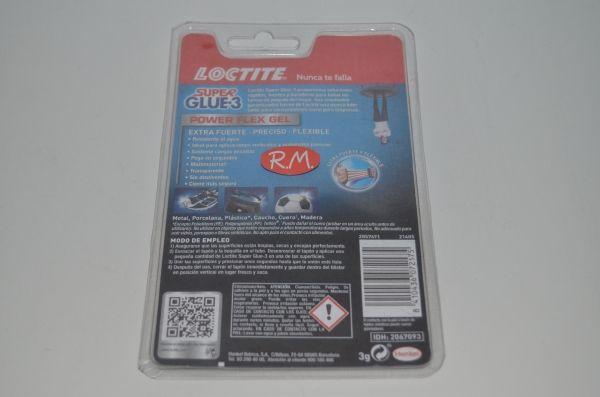 Super Glue 3 Power Gel 3gr Loctite