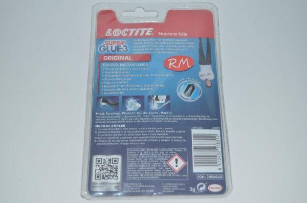 Super Glue 3 gr Original Loctite