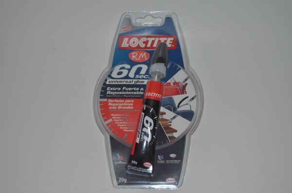 Super Glue 3 20 gr 60 segundos Loctite