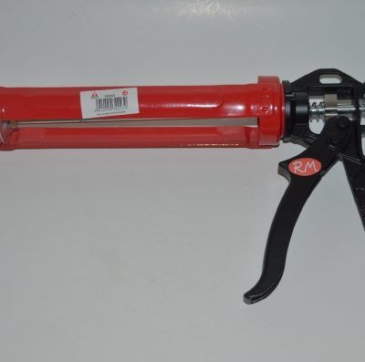 Pistola de cremallera para cartucho de silicona Bellota 50262