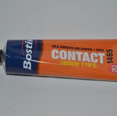Tubo pegamento de cola contacto Bostik 125 ml
