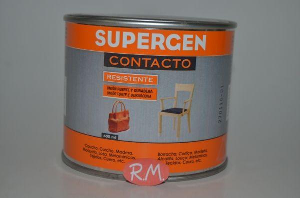 Tesa adhesivo contacto supergen bote 500 ml 62600-08