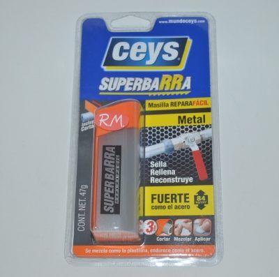 Superbarra Metal Ceys 505026