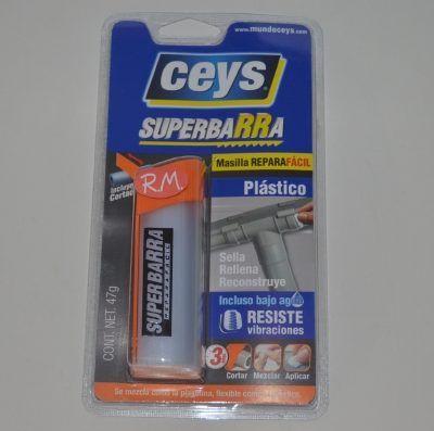 Superbarra Plástico Ceys 505031