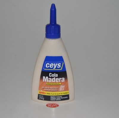 Cola blanca madera profesional Ceys 250 gr 501618