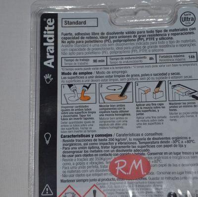 Ceys Araldite 2 componentes standard 5 + 5ml 510106