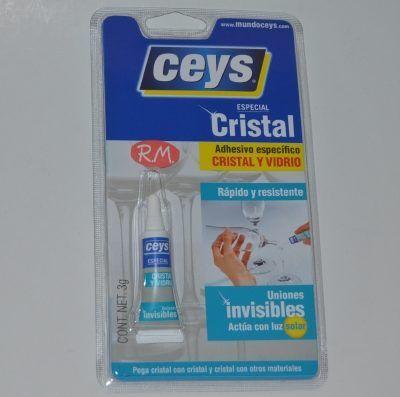 Especial cristal y vidrio CristalCeys blister Ceys 3grEspecial cristal y vidrio CristalCeys blister Ceys 3gr
