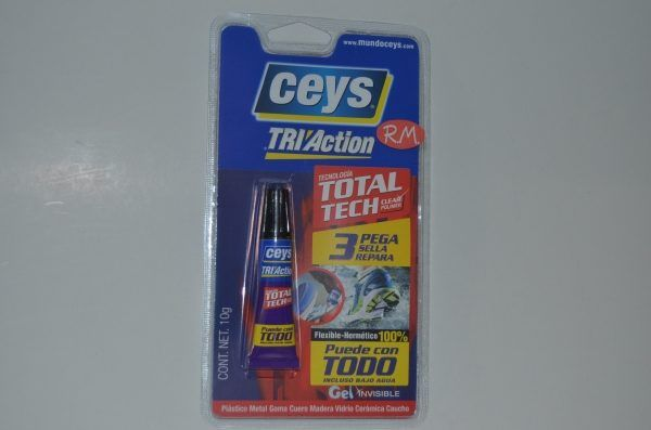 Ceys MS-TECH Tri'Action blyster 10 gr
