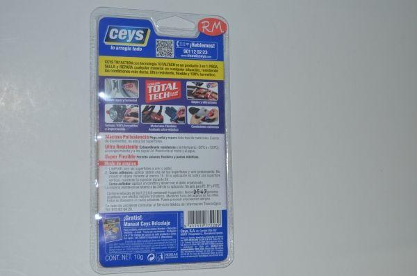Ceys MS-TECH Tri'Action blyster 10 gr