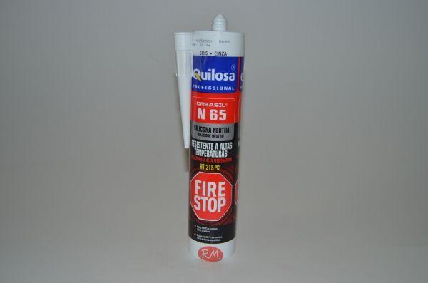 Silicona alta temperatura cartucho 300 ml quilosa - Silicona altas temperaturas ...