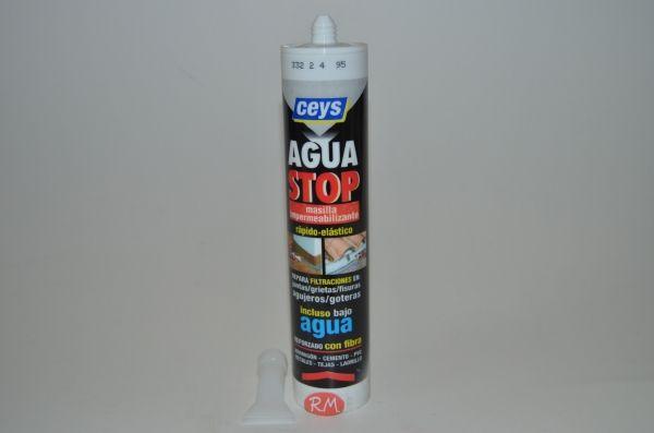 Aguastop cartucho 300 ml Ceys