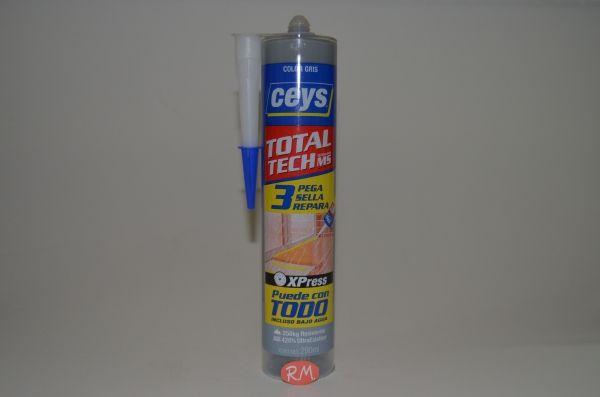 MS-TECH Gris cartucho 290 ml Ceys