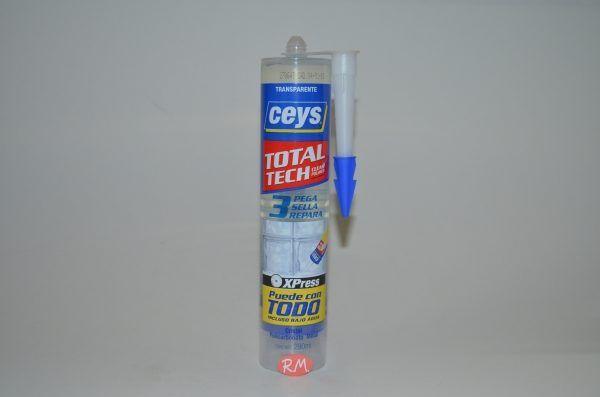 MS-TECH Transparente cartucho 290 ml Ceys
