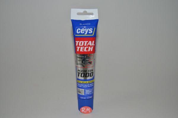 MS-TECH Blanco tubo 125 ml Ceys