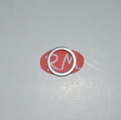 Junta de aluminio 16 x 12 mm