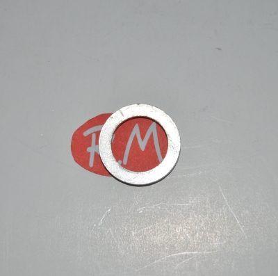 Junta de aluminio 18 x 12 mm