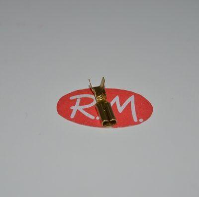 Terminal faston hembra 3 mm