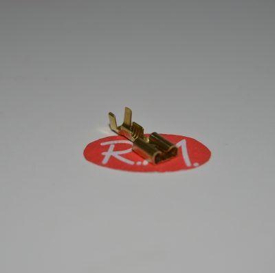 Terminal faston hembra 4,8 mm