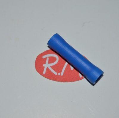 Terminal faston empalme azul preaislado Ø1,5 mm