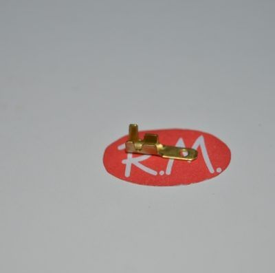 Terminal faston macho Ø2,8 mm