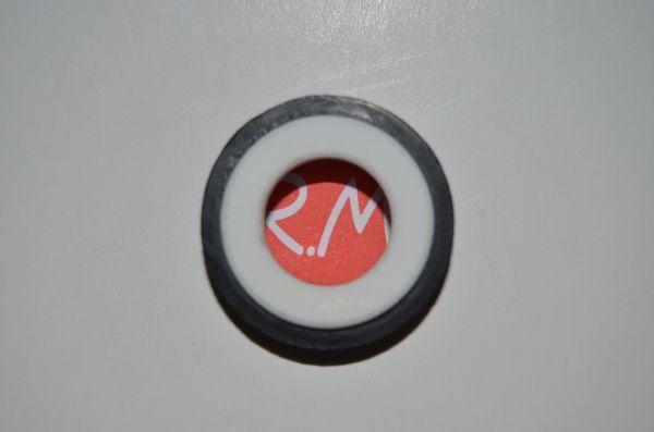 Retén grafito cerámica + goma lavavajillas Ø12 x 26 x 8 mm