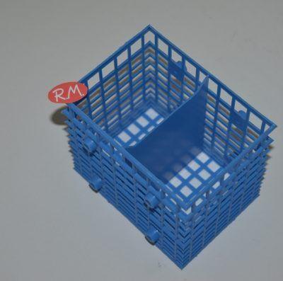 Cestillo pequeño cubiertos lavavasos industrial 2302615 108 x 78 x 98 mm