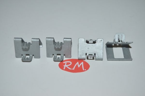 Juego montaje vitro a mármol Balay 615040