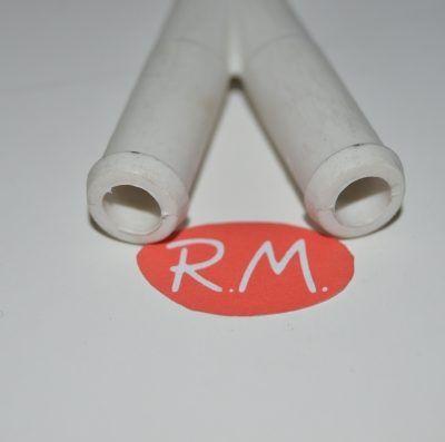 Conexión en Y unión tubo electroválvula lavadora Rommer Violet Ø 11 mm