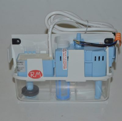 Bomba de condensados con depósito Aspen mini blanc FP1080/2