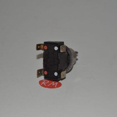 Termostato fijo doble lavadora Fagor na 33° nc 88° con grapa