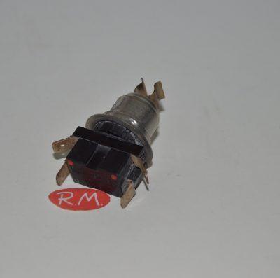 Termostato fijo doble lavadora Fagor nc 33° nc 88° con grapa