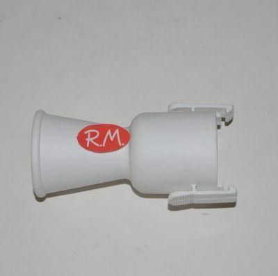 Racor aspersor lavavajillas Zanussi 50223760005