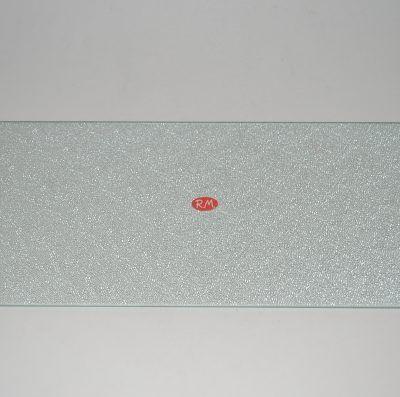 Cristal grabado frigorífico 468 x 203 mm