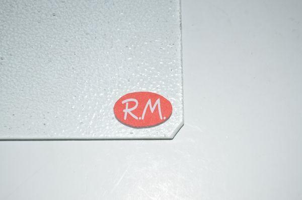 Cristal grabado frigorífico 524 x 308 mm