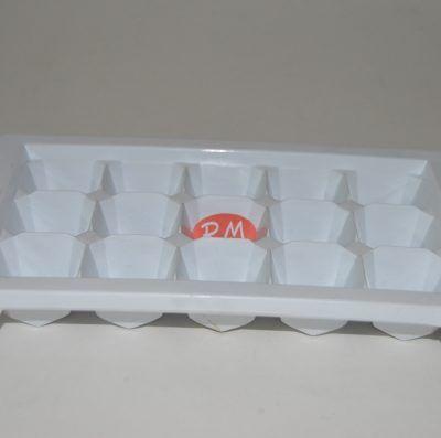 Cubitera para cubitos de hielo frigorífico 193x120 mm