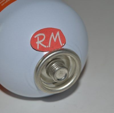 Gas refrigerante orgánico envase de 750ml para R-22 - R404 - R407