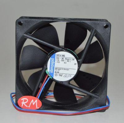 Ventilador circulación aire frigorífico Zanussi ZKN30/10 LS 2145906026