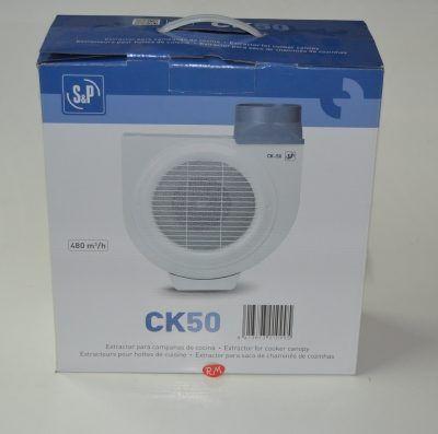 Extractor de cocina S&P CK - 50