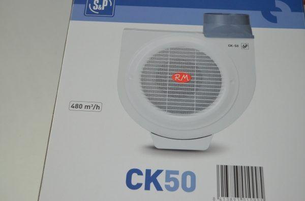 Extractor de cocina S&P CK-50