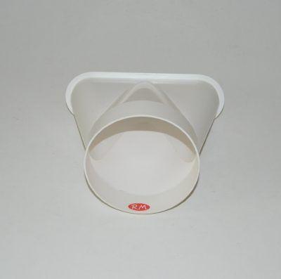 Adaptador tubo salida Aire acondicionado portátil Daitsu ADP 9 T 9AMD0059