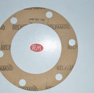 Junta caja portacojinetes lavadora Indesit C00103642