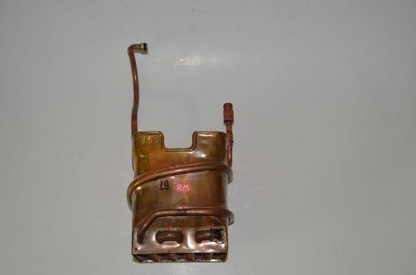 Serpentín calentador de agua a gas Junkers 6 litros